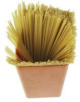 Cómo cortar Pasta Pasta para espagueti
