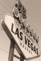 Hoteles y casinos en Fremont Street en Las Vegas