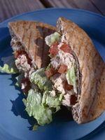 Sándwich de atún Ingredientes