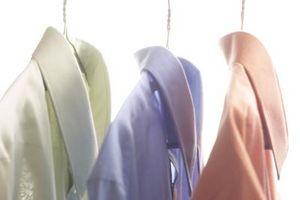 Cómo planchar una camisa de vestir de algodón egipcio
