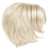 Maneras de llevar una peluca del cordón como parte del pelo real