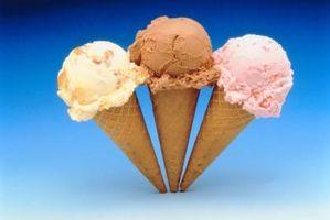 Cómo hacer helado sin leche