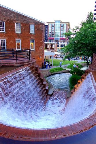 Greenville, Carolina del Sur turismo