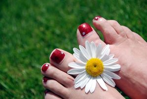 Una forma fácil de cortar uñas de los pies