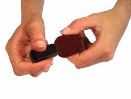 Cómo obtener uñas blancas