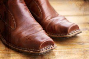 Cómo diseñar sus propias botas de vaquero