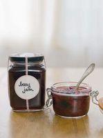 Fruta-Jell La pectina de la bola Ingredientes
