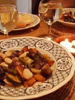 Cómo asar verduras a precios inferiores a 425 grados