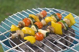 ¿Cuáles son las Especias en Shish Kebab?