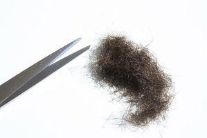 Cómo afilar las tijeras del pelo