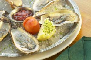 Cómo limpiar las conchas de ostras
