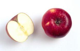 Cómo mantener sin procesar de Manzana se pongan marrones