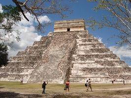 ¿Cómo subo ruinas mayas?