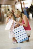 Cómo comprar ropa de marca para niños en un descuento