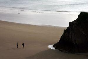 Playas cerca de Cardiff, Gales
