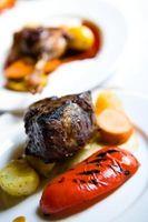 El cocinar con el solomillo consejos de carne
