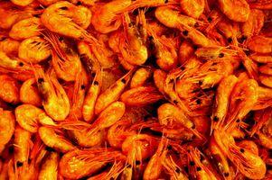 Cómo cocinar sopa de camarón en