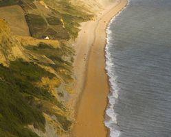 Cómo detener la erosión de la playa