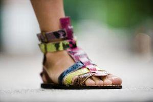 La mayoría de las sandalias cómodos para caminar para las mujeres