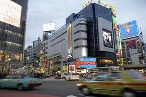 Japón Alquiler de coches