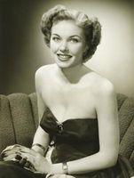 1950 Curly peinados