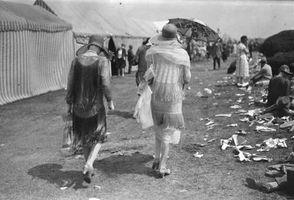 Los vestidos de noche en la década de 1920