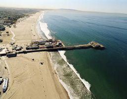 Una lista de las playas cerca de West Hollywood