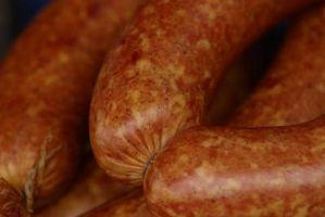 Consejos sobre la salchicha que desmenuza