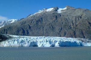 Características de tierras de Alaska