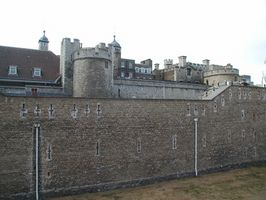 Tours Castle circundantes Londres