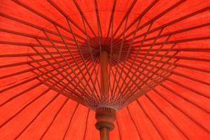Las desventajas de un paraguas