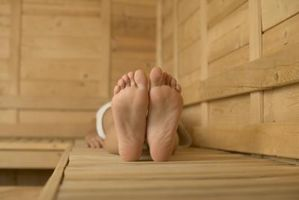 Cómo obtener bebé los pies suaves El uso de bicarbonato de sodio