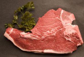 ¿Se puede cocinar carne de cerdo a Media?