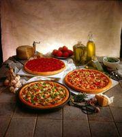 Cómo hacer pasta de la pizza subir rápidamente