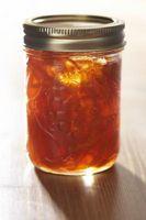 ¿Qué hace bicarbonato de sodio para hacer mermelada de naranja?