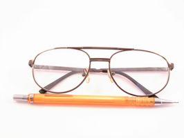 Cómo medir tamaños montura de gafas