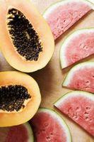 Cómo saber si una papaya es malo