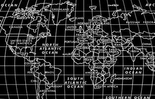 ¿Por qué es útil tener una cuadrícula en un mapa?
