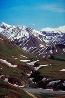 ¿Cuáles son las montañas más altas en los EE.UU.?