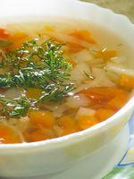 Cómo quitar la grasa de la sopa Stock