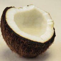 Cómo hacer crema de coco de las nueces frescas