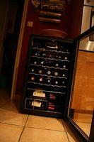 ¿Puede una nevera de vinos usarse para la comida?