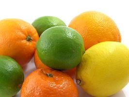 Cómo utilizar ácido cítrico como conservante