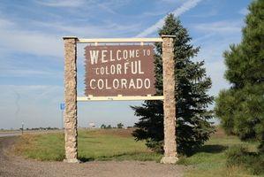 Los mejores lugares para viajar en Colorado