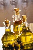 Diferencia entre aceites de cocina