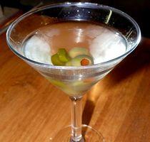 Vs. martini Dirty Martini
