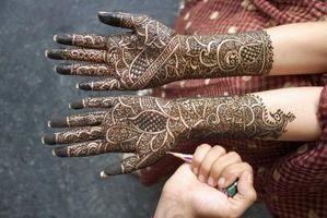 Cómo utilizar pasta de henna