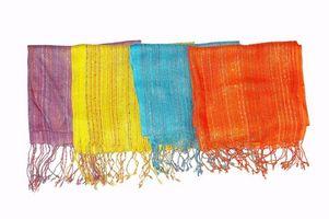 Ideas para atar una bufanda