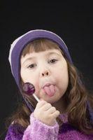 Cómo hacer carrusel Lollipops