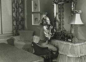 1940 señoras de la moda